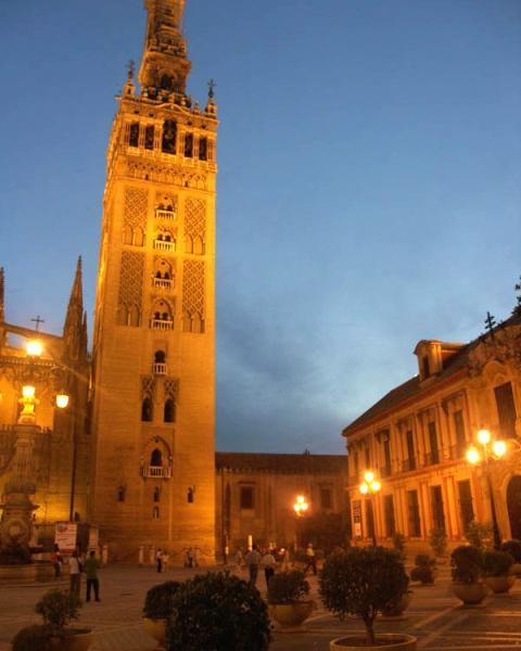 Intern in Sevilla
