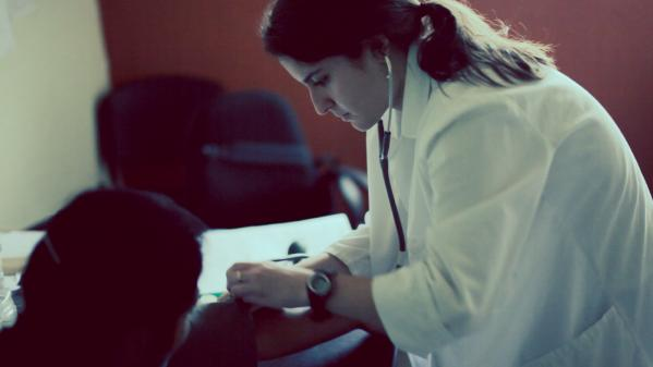 Volunteer in medicine with IVHQ with Guatemala