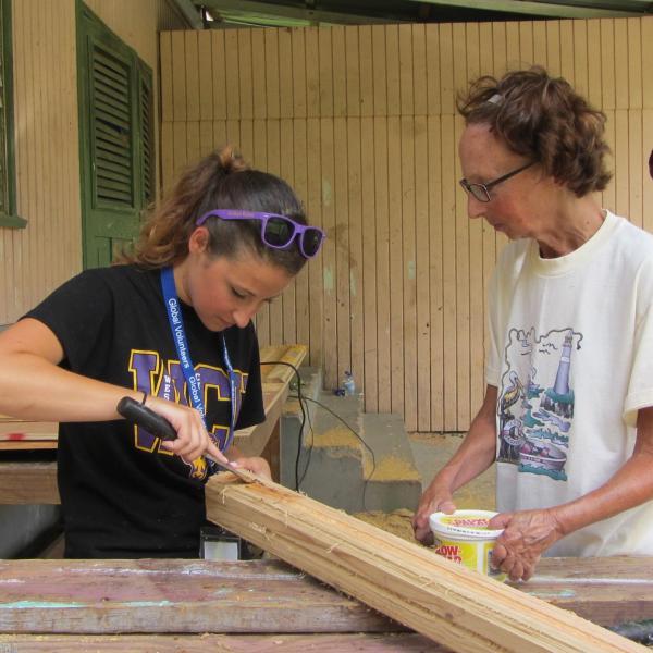 Labor Volunteer Opportunities in the Caribbean