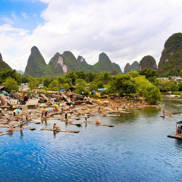 SPI Study Abroad Guilin China