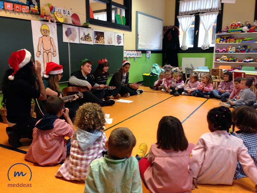 teach in Spain