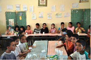 Volunteer to Teach English or French to Children in Morocco