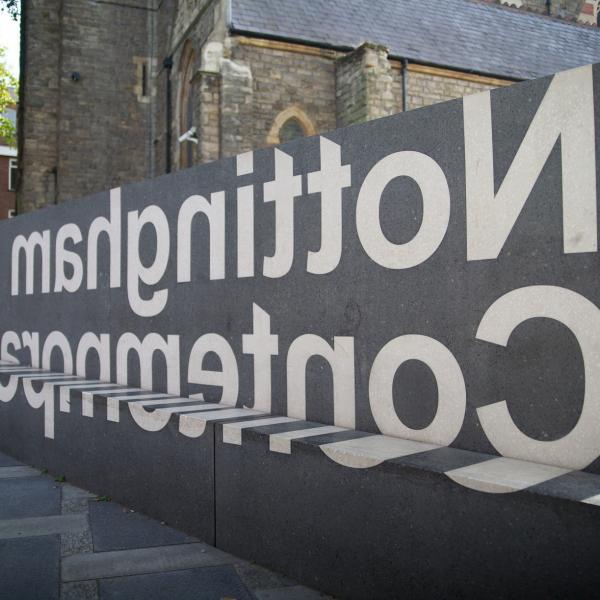 Nottingham Contemporary art gallery, Nottingham
