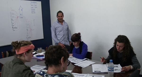 Language Classes in Peru