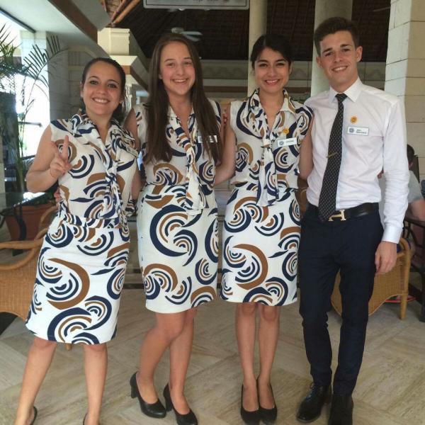 Public Relations Internship in Cancun, Mexico