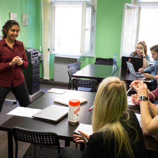 Hello Academies Teach English in Prague