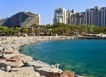 Culinary Institute of Israel - Eilat is a tourist hotspot