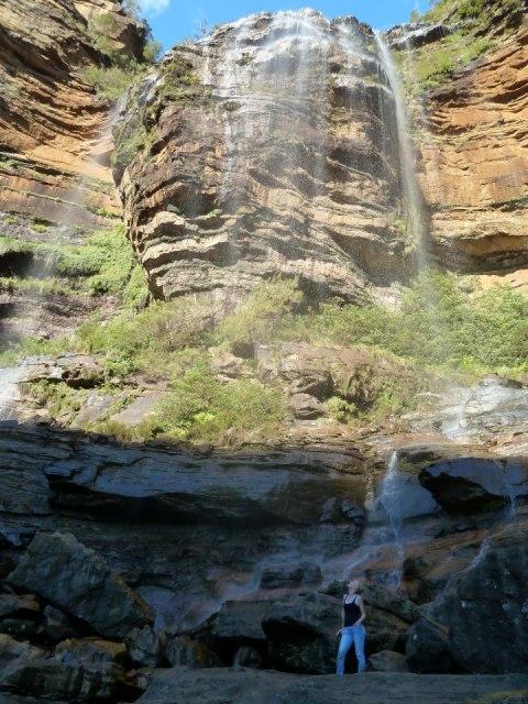 Rianne in Australia