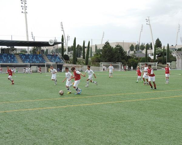 Fundacion Real Madrid Campus Experience Camps 2