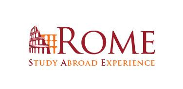 Rome Study Abroad Experience Logo