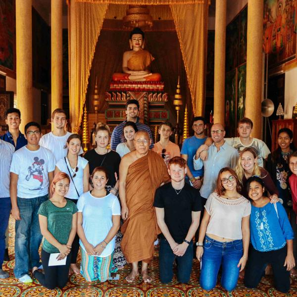 mindfulness meditation thailand gap year programs
