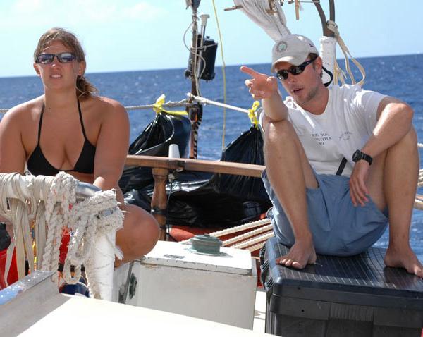 Seamester, Study abroad at sea, S/Y Ocean Star
