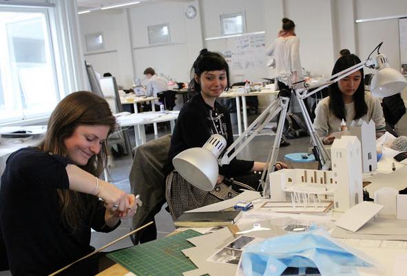 Study Architecture & Design in Copenhagen