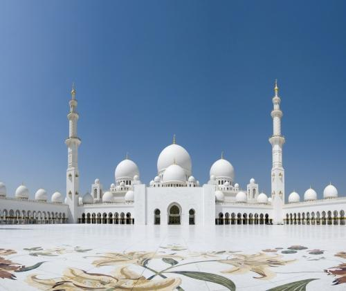 SeekTeachers - Sheikh Zayed Mosque