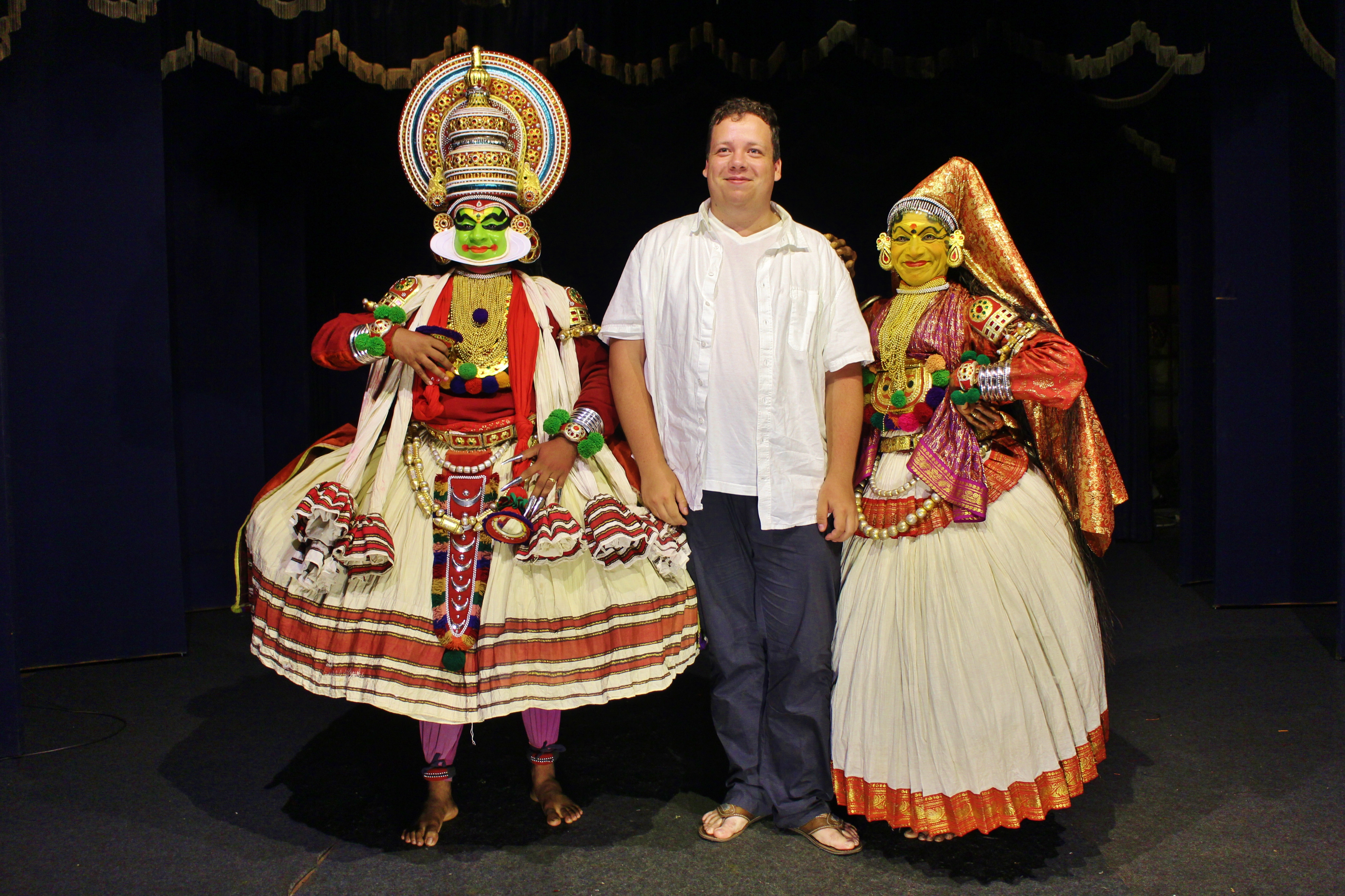 volunteer in India