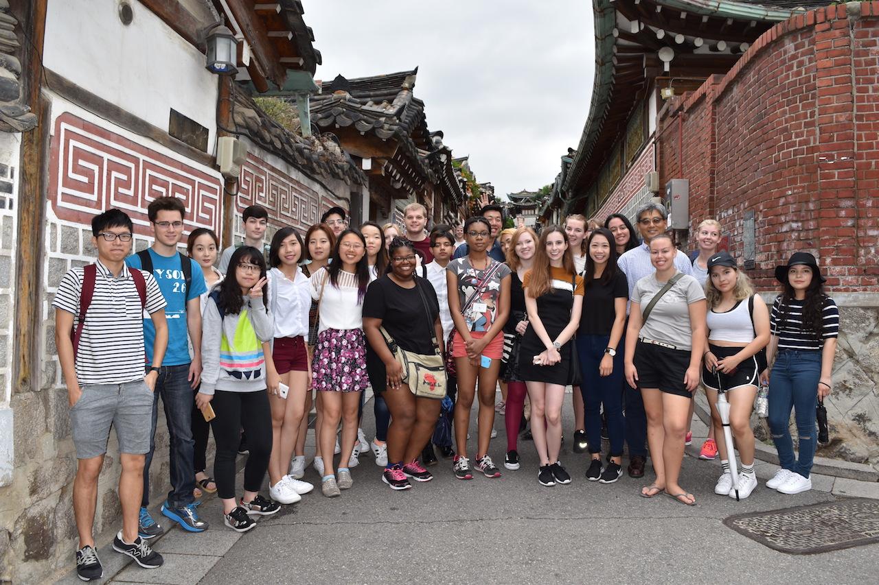Sogang Korean Studies Summer Program