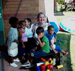 Teach and Care for Mentally and Physically Impaired Children in Cape Town, South Africa | travellersworldwide.com