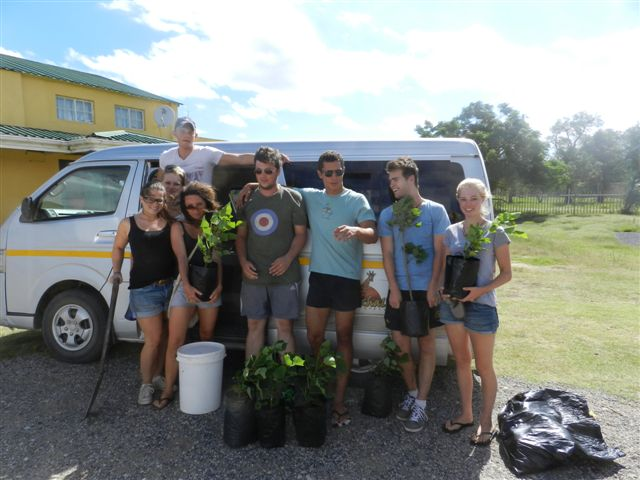 volunteering in South Africa