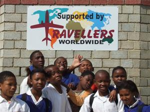 Teach Township Children in South Africa | travellersworldwide.com
