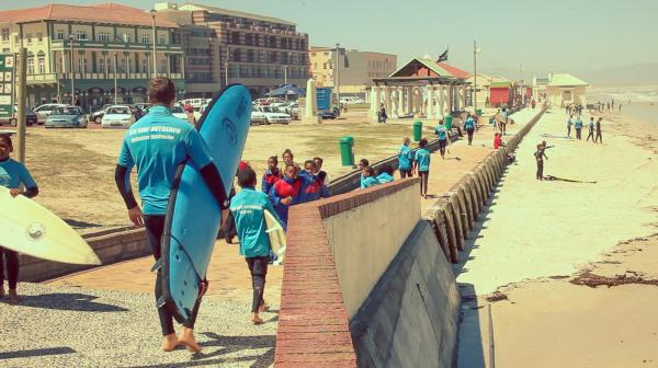 Volunteer in Surf Development with IVHQ in South Africa