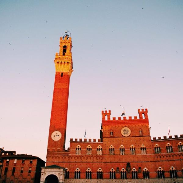SPI high school study abroad in Siena