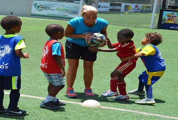 Sports Coaching Volunteering Abroad