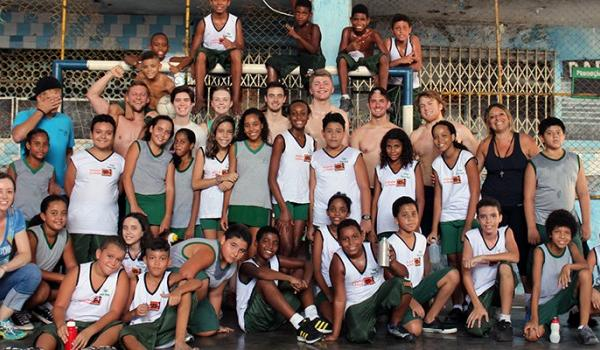 Sports Development in Rio, Brazil