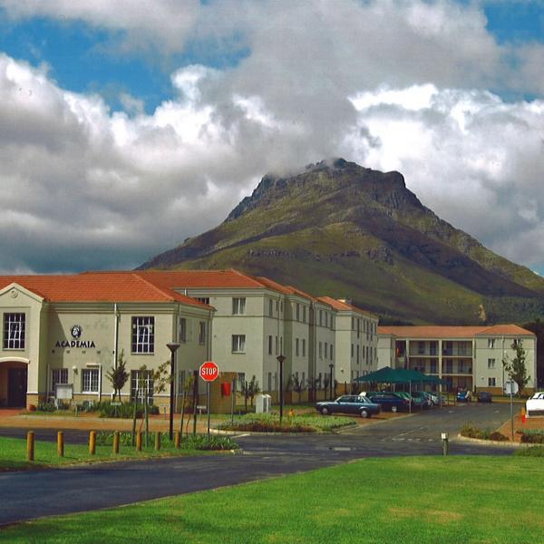 a university in South Africa