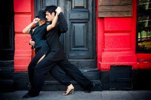 Tango Dancers Argentina