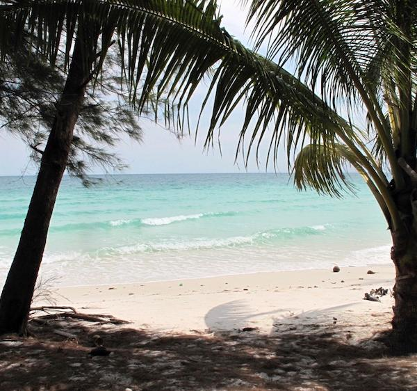 Tropical Island Cambodia