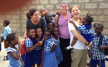 volunteer-ghana-education