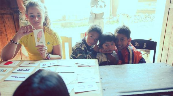 Volunteer in Childcare with IVHQ in Guatemala