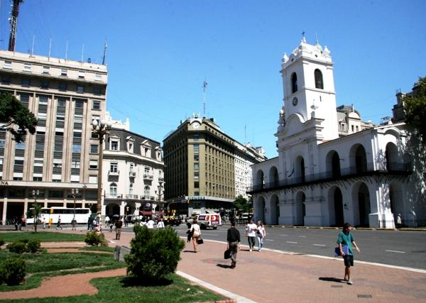 Volunteer in Buenos Aires