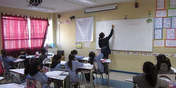 volunteer-classroom-teaching-experience-esl-elementary-school-chile-latin-america