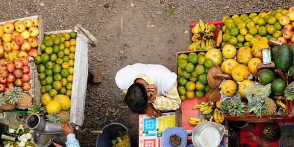 Indian-colorful-open-air-market-abroad