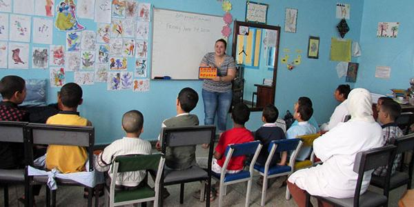 volunteer-teach-special-education-abroad-north-africa-meknes-morocco