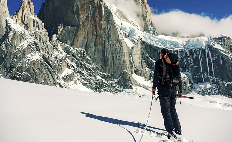 Trekking El Chalten in Argentina