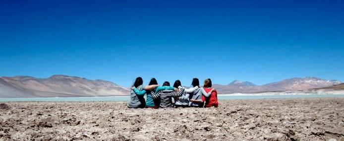 Piedras Rojas - San Pedro de Atacama, Chile