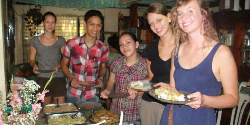 Invited for fiesta in the Philippines!