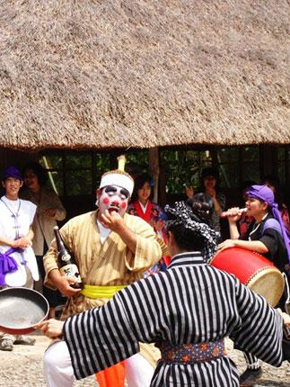 Ryukyu Mura, or Ryukyu Village, is a must see. It is a recreation of a village from the Ryukyu Kingdom and is an amazing, historical example of Okinawan culture.
