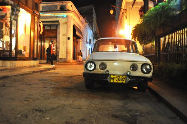 A late night in the streets of Havana Vieja cast the perfect light to capture the enigmatic city. Study the mystery of Havana, Cuba with a program featured at GoAbroad.