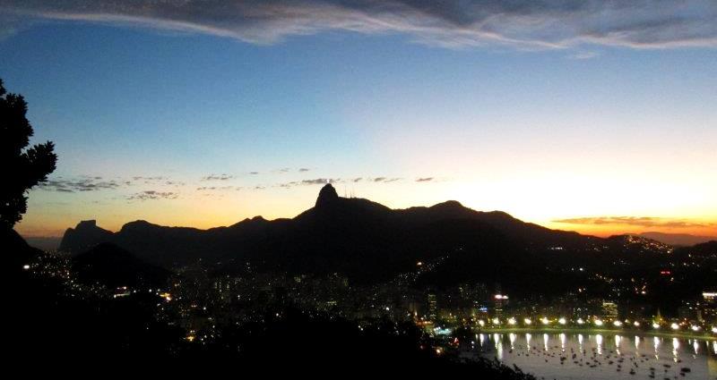 Rio's skyline