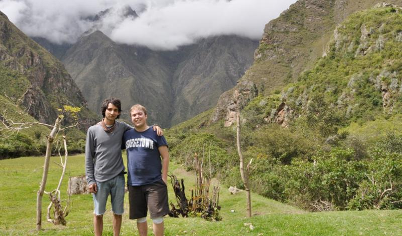 Studying Abroad in Cusco