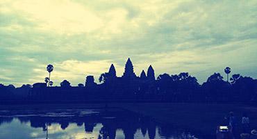 Teach in Cambodia and see Angkor Wat up close