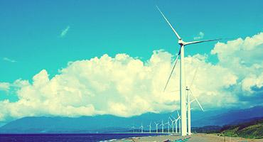 These windmills in Ilocos Norte supplies electricity for the whole region.