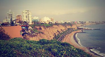 Study abroad in Peru