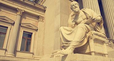 Herod statue