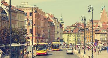 Warsaw street