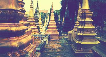 Buddhist Temples in Thailand