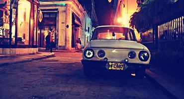 Volunteer in Cuba.
